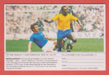 Brazil v Italy Pele 1970 World Cup Final (5)